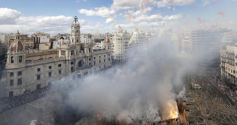 Maslcetà de Ricardo Caballer del 15 de marzo en las Fallas 2018