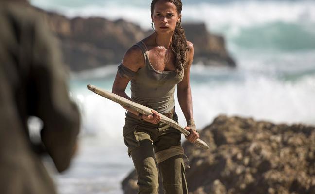 Lara Croft resucita