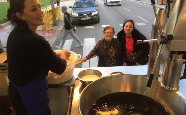 Las churrerías se consolidan tras cinco años en las calles
