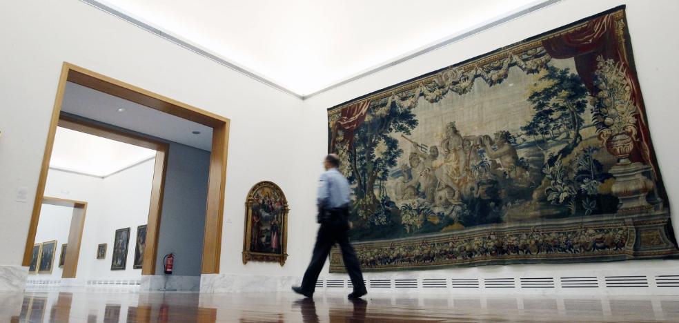 El Museo de Bellas Artes reabre la primera planta con tres meses de retraso