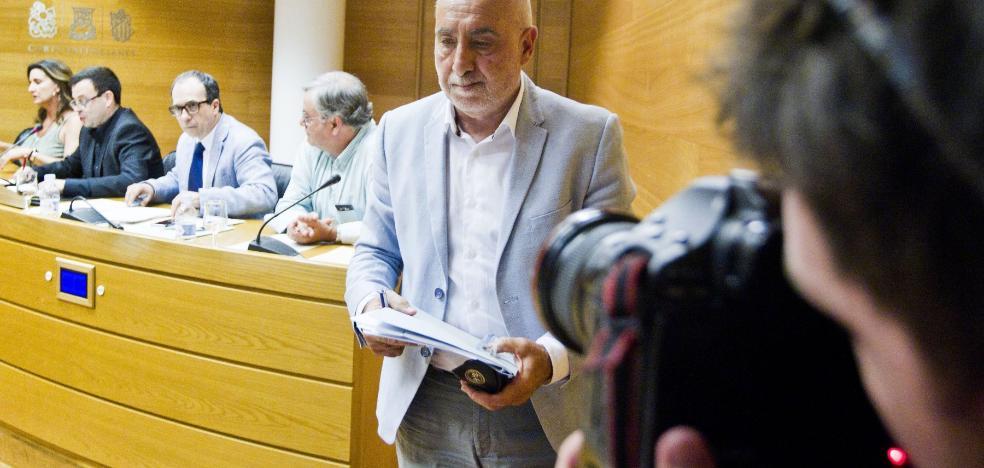 El Consell ficha de asesor al candidato socialista para presidir À Punt