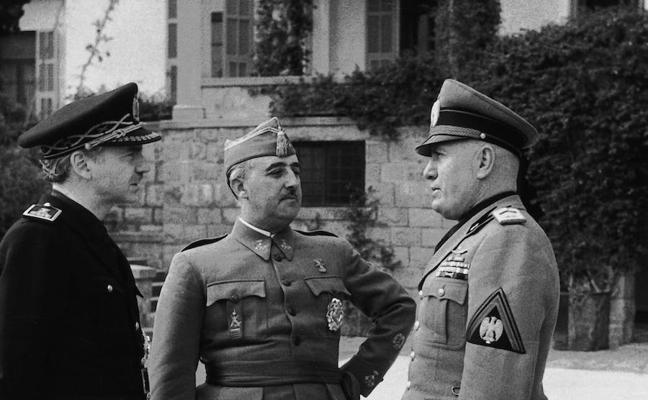 Así se frustró el «complot del Cementerio Viejo» para matar a Franco y Serrano Súñer en 1938