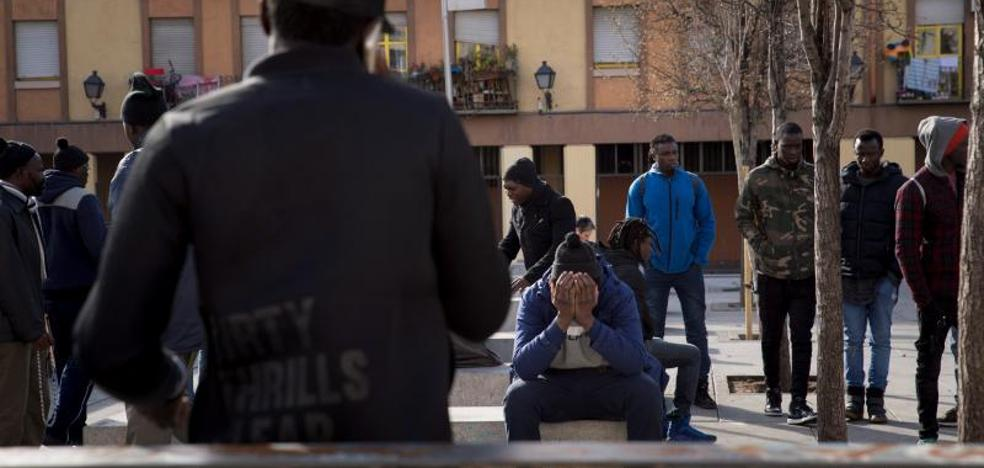 El Ayuntamiento de Madrid dice que la Policía no intervino «frente o contra» el senegalés