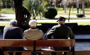 Uno de cada tres pensionistas valencianos cobra por debajo del umbral de la pobreza