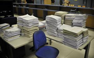 Los juzgados especializados en cláusulas suelo estimaron casi el total de las demandas presentadas en 2017