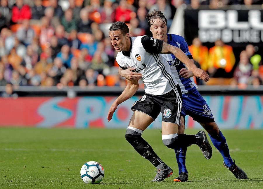 Fotos del Valencia CF - Deportivo Alavés