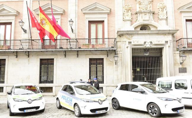 Renault entrega 78 eléctricos al Ayuntamiento de Madrid