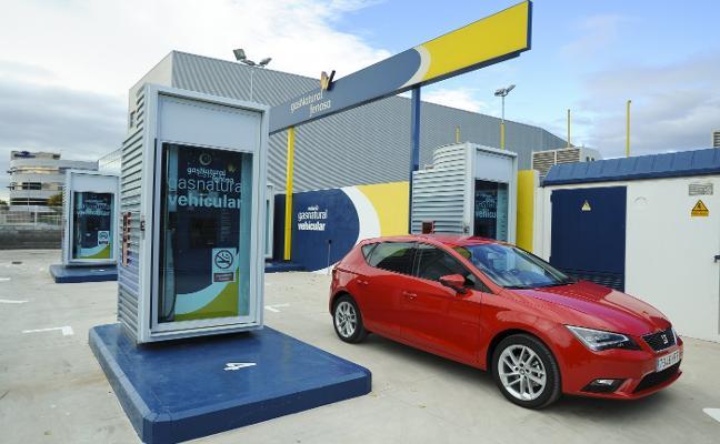 Gas Natural abrirá más puntos de repostaje