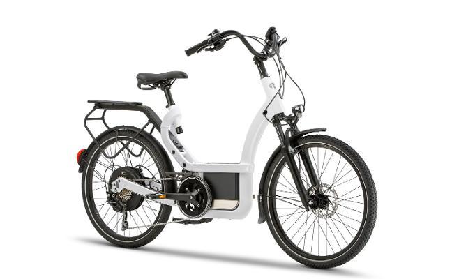 Kymco presenta sus bicicletas eléctricas