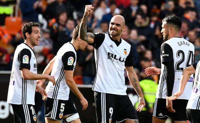 El Valencia CF apuntala la Champions