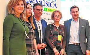 La Diputación de Alicante colabora con el I Campus de Música para alumnos ciegos