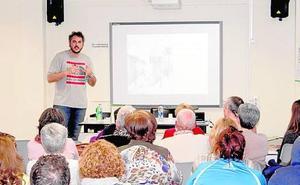 Charla sobre el cambio climático del divulgador Andreu Escrivà