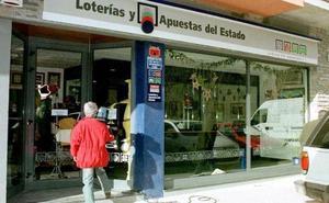 Vendido en Paterna un boleto ganador de la Bonoloto