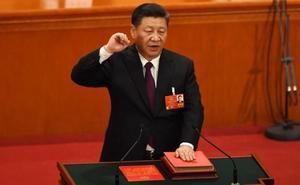 Xi Jinping inicia su segundo mandato en China