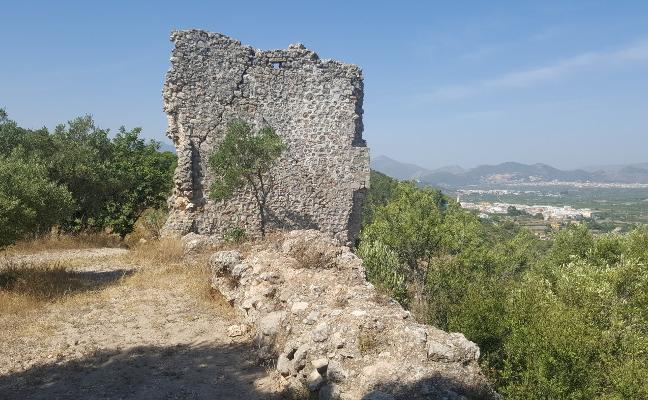 La Font expropia el castillo que Jaume I regaló a Francesc Carròs para evitar su desplome