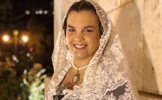 Los rostros del segundo día de la Ofrenda a la Virgen de los Desamparados