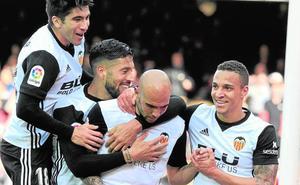 Excelencia y diversión en Mestalla
