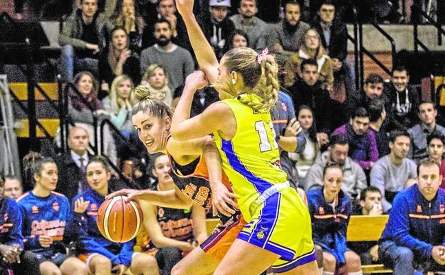 El basket femenino cotiza al alza