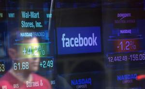 Facebook sufre su peor caída en bolsa en cinco años y arrastra a otras compañías