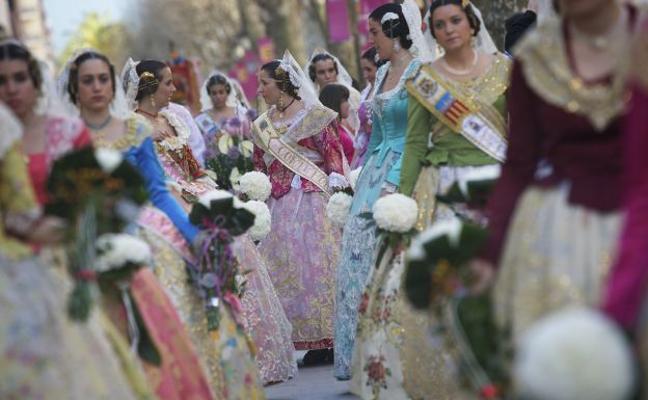 Gandia suspende la procesión en honor a Sant Josep ante la previsión de lluvia