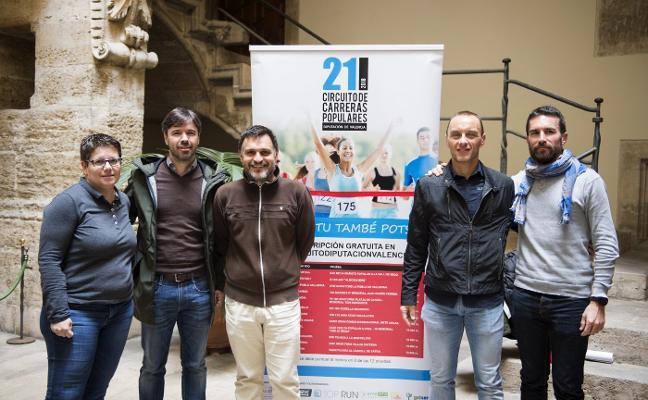 Ontinyent albergará por segundo año una prueba del Circuito de la Diputación