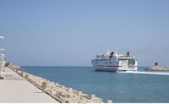 El ferri unirá este verano Gandia y Palma de Mallorca en un viaje de cinco horas