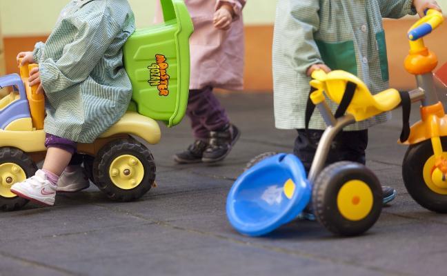 Los ayuntamientos podrán incluir criterios de admisión en las guarderías gratuitas
