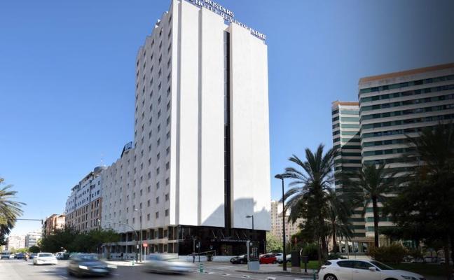 Atitlan deja el negocio hotelero y vende el Rey Don Jaime de Valencia y seis inmuebles más