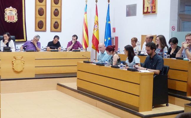 EU lleva al pleno de Algemesí que Pere Blanco tenga dedicación exclusiva sin cerrar el acuerdo
