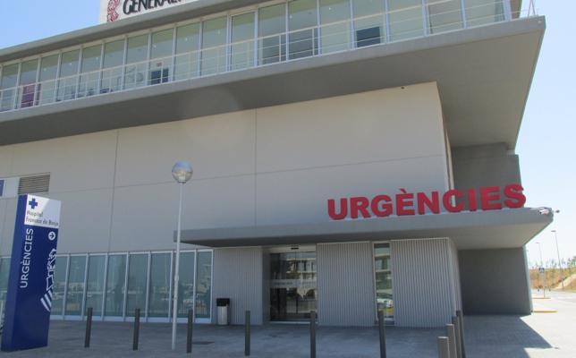 Esperas de hasta nueve horas en el Hospital de Gandia