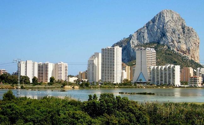 Hotel en Calpe: Semana Santa junto al mar