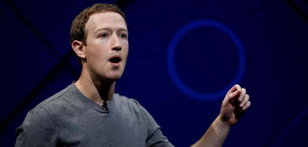 Zuckerberg reconoce «errores» tras el escándalo de Facebook