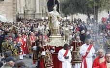 Ribó ve ventajoso permutar la fiesta de San Vicente Mártir por el 18 de marzo