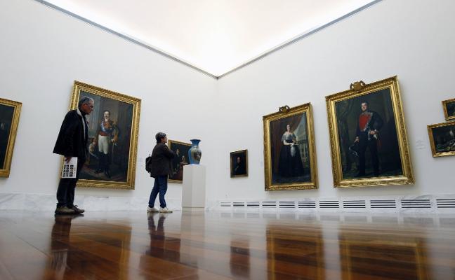La muestra permanente del Bellas Artes se reduce pero gana en autores valencianos