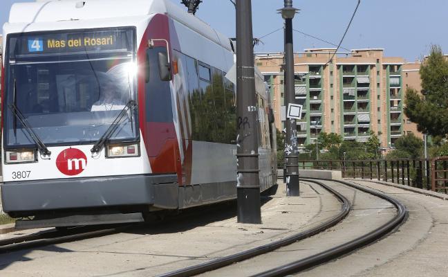 La huelga en las líneas de tranvía se agrava con paros de personal de talleres