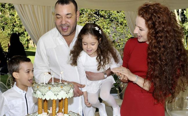 Mohamed VI se divorcia: El amor de Lalla ya no es real