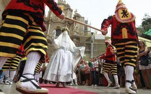 ¿Por dónde irán procesiones, cabalgatas y la Ofrenda en la nueva plaza de la Reina de Valencia?