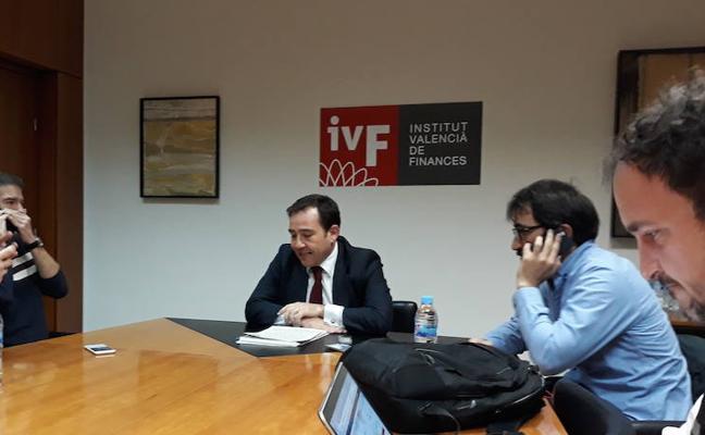 «Podríamos plantear a la UE un aplazamiento de la multa del Valencia»