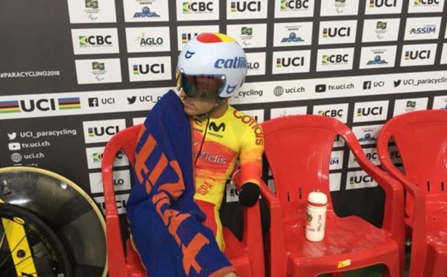 El valenciano Ricardo Ten, campeón del mundo