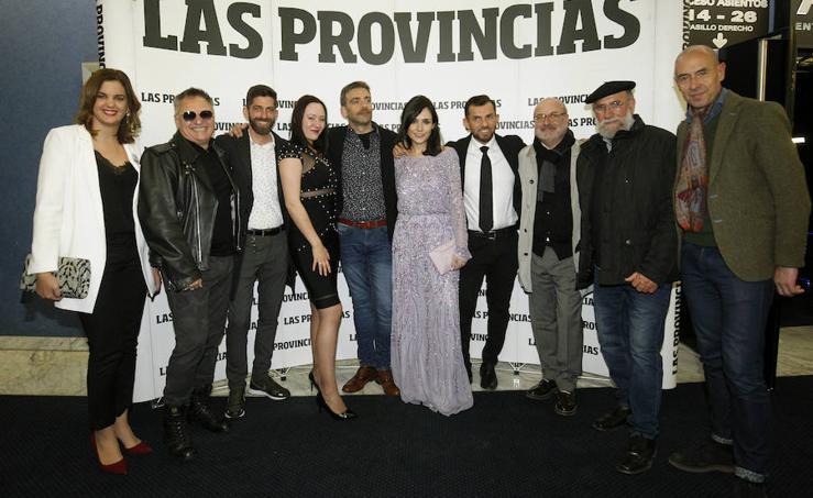 LAS PROVINCIAS premia la película Paella Today