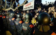 La CUP llama a la ciudadanía a responder a la «represión»