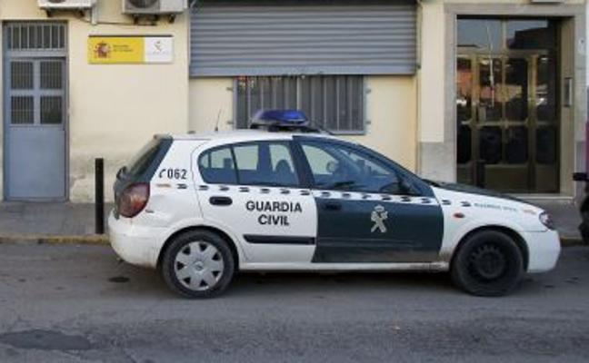Persecución policial por las azoteas de varios edificios en Moncada por un robo
