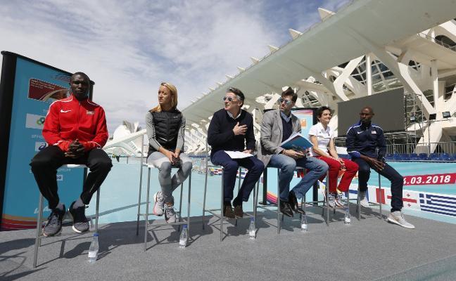 Todos contra Kamworor y el viento en el Mundial de Medio Maratón de Valencia