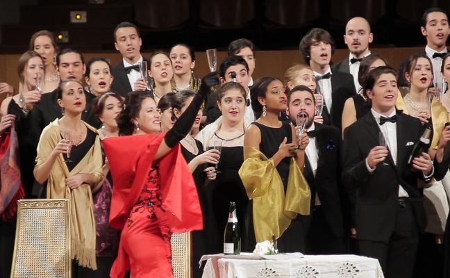 Ópera para el público del siglo XXI