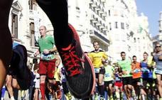 Horario de salida del Mundial de Medio Maratón de Valencia