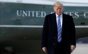 Trump modera su prohibición a los transexuales en las Fuerzas Armadas