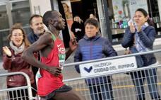 Geoffrey Kamworor, campeón del Mundial: «Vine a ganar y cumplí»