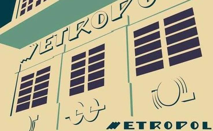 Lápices en alto por el cine Metropol
