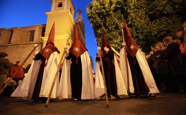 Miércoles Santo con nueve procesiones y un aniversario