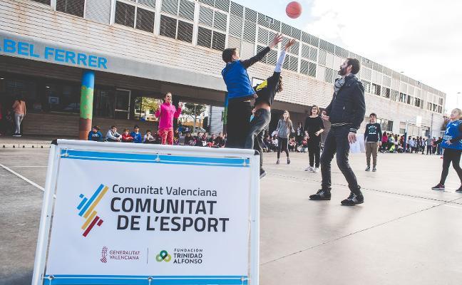 Más de 90.000 jóvenes celebran el Dia de l'Esport